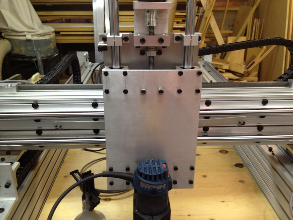 z-axis-assembly